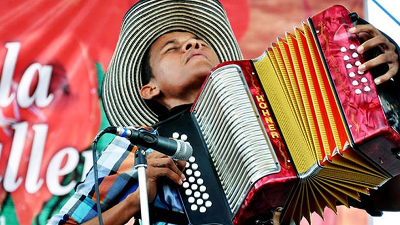 Festival vallenato Valledupar
